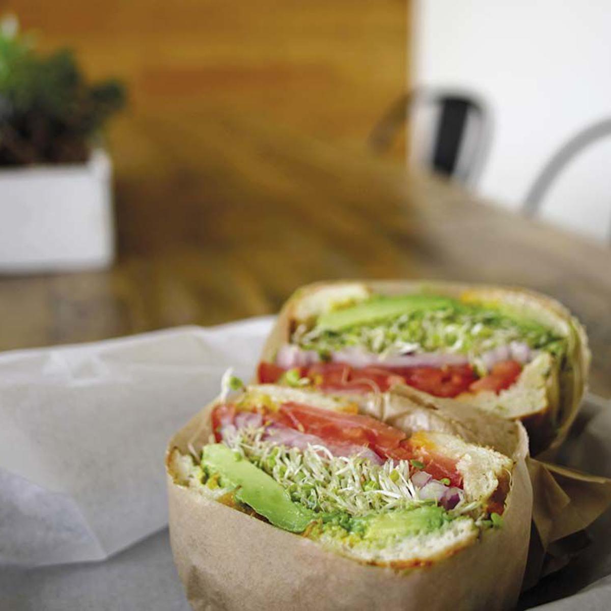 Bagel Kitchen Food Reviews Montereycountyweekly Com