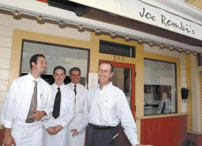 Joe Rombi's delicious and indulgent fare works just right.   (copy)