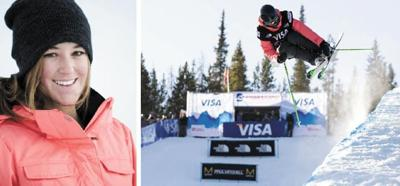 Carmel's Brita Sigourney has been wearing skis since toddlerhood. Now she's ready for her biggest event yet – the Winter 2013 X games.