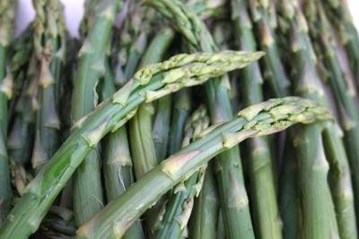 New ways to celebrate asparagus in springtime.   (copy)