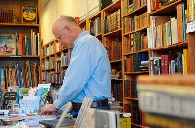 Even as national book chains sputter, local booksellers see a bright future.
