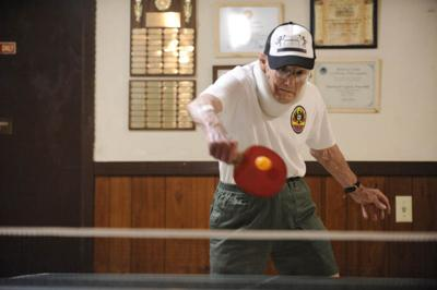 Monterey County Table Tennis Club gathers dozens of diverse locals around a passion for pong.
