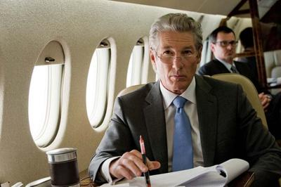 Hedging the Bet: Richard Gere embraces a handful of deadly sins as a soulless Wall Streeter in Arbitrage.