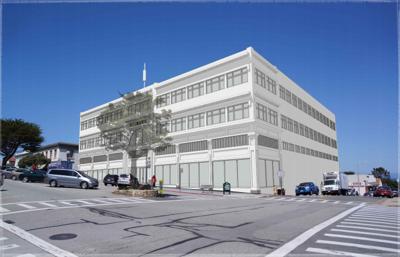 Holman Building plans