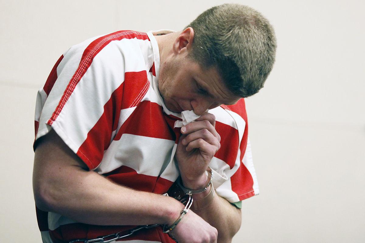 Stuart Elder Sentencing