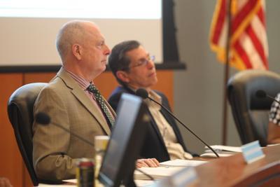Planning Commissioner Keith Vandevere
