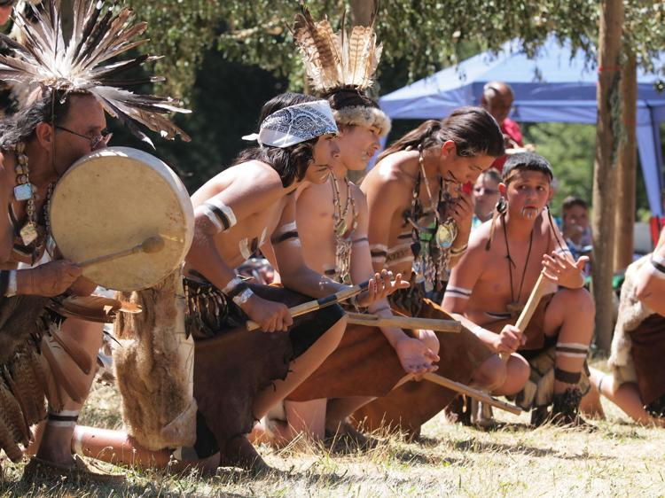 35th California Indian Market at San Juan Bautista School Soccer Lot @ San Juan Bautista School Soccer Lot