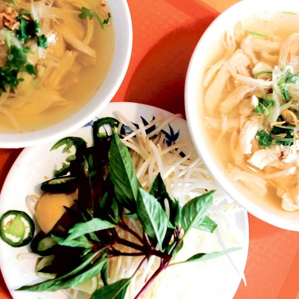 Pho Lucky Noodle House Food Reviews Montereycountyweekly Com