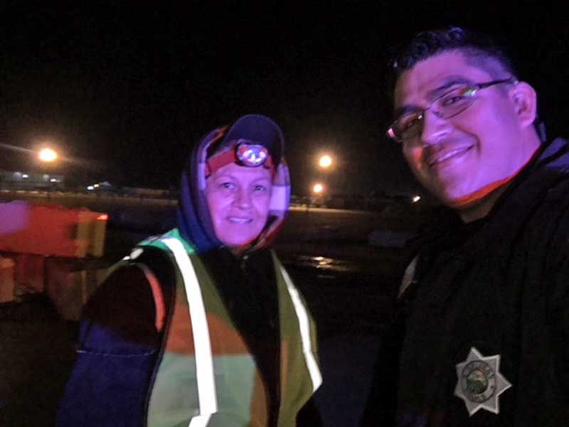 Crossing Guard  sc 1 st  Monterey County Weekly & Salinas Police use a donation to fund safety vests for at-risk ...