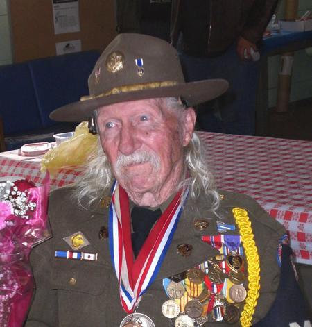 Sgt Allan Macdonald Fort Ord Cavalryman Goes Missing