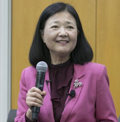 Patricia Hsieh resignation