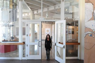 Lisa Coscino, credited with revitalizing Museum of Monterey, ousted from director spot.