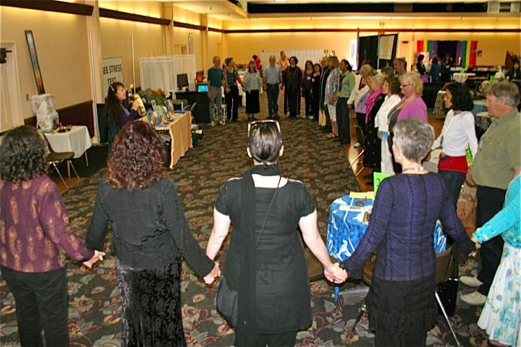 ROTA Psychic Fair at Monterey County Fair and Event Center