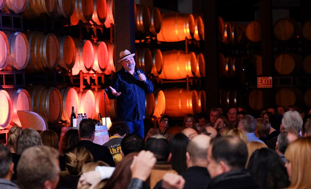 San Francisco Comedy Competition at Folktale Winery