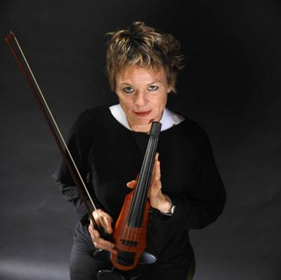 Laurie Anderson comes to Big Sur on Tuesday.