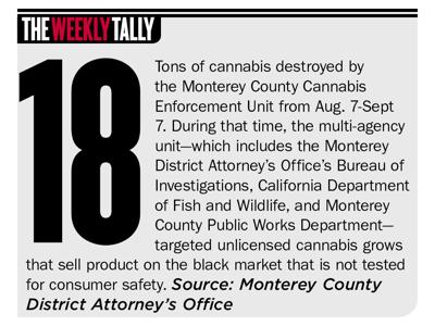 The Weekly Tally 09.16.21