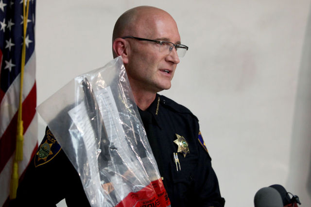 Salinas Police Press Conference