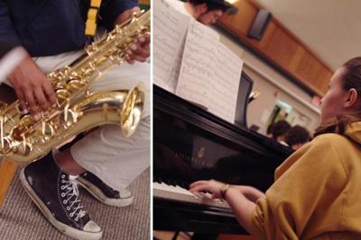 MJF's all-county high school players turn jazz into young people's music.