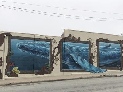 The Reef Mural