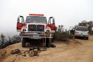 Responding to the Pfeiffer Fire
