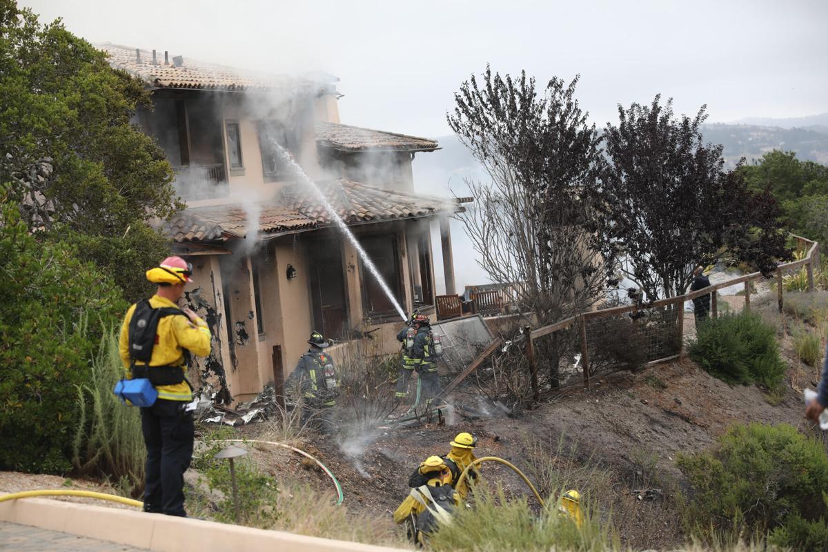 Monterey Regional Airport plane crash