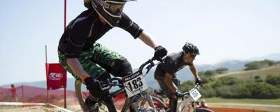 The events that go airborne help the Sea Otter Classic draw thousands to Laguna Seca to race and recreate.