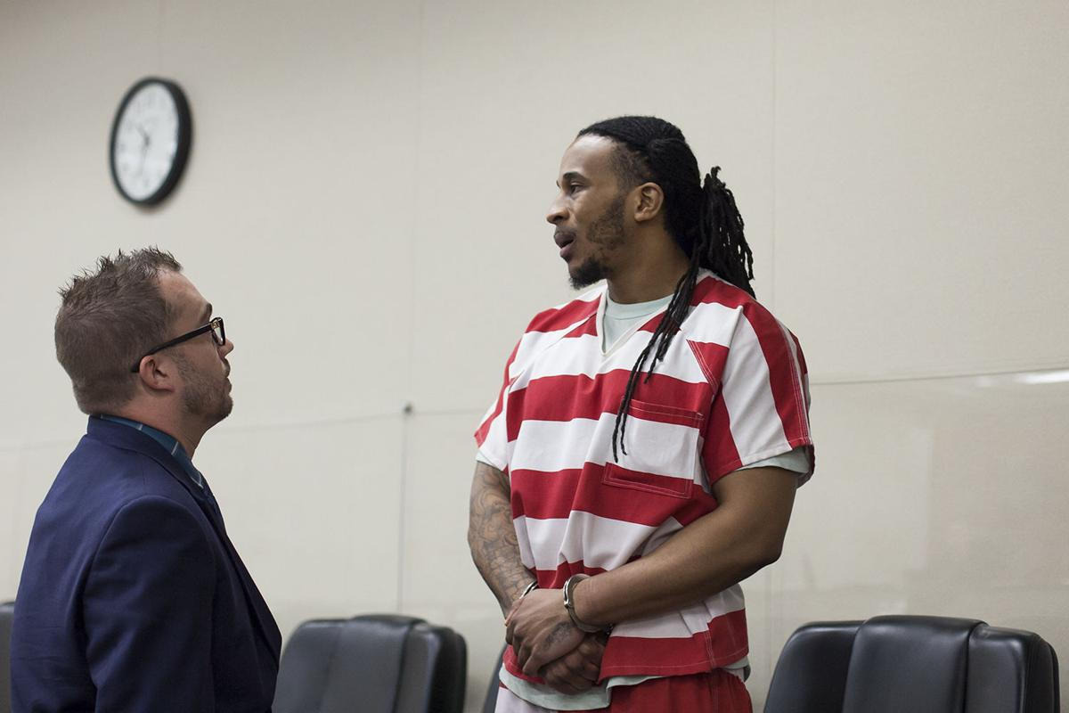 Seaside man sentenced to over 30 years for trafficking two teen