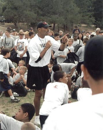 NFL coach and Seaside native Herm Edwards shares his belief in success.