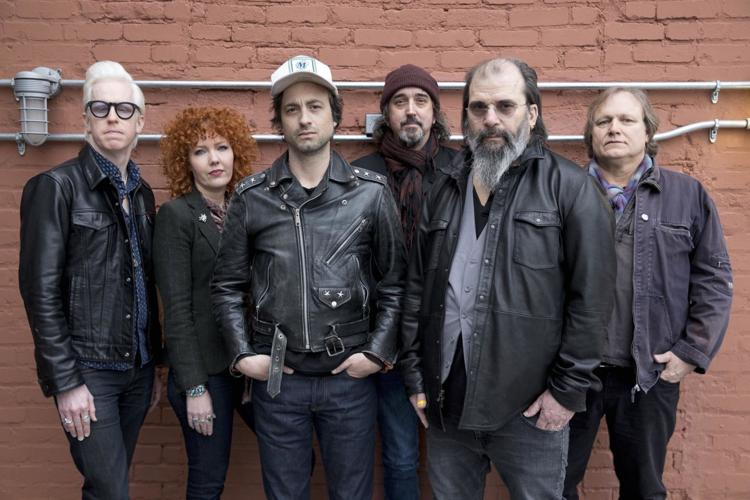 Steve Earle & The Dukes at The Golden State Theatre