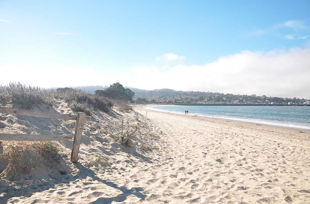 Monterey Police Will Stop Warning And Start Citing For Illegal Campfires On Del Monte Beach Local News Montereycountyweekly
