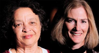 In a groundbreaking new book, Peninsula residents Ann Todd Jealous and Caroline T. Haskell examine racism – with essays