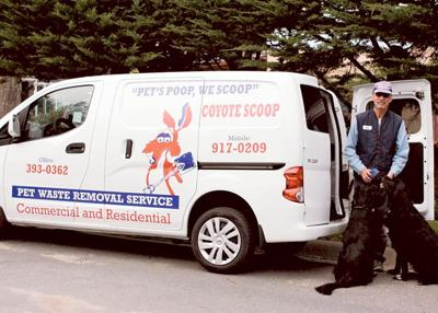 Local man builds thriving business around scooping poop  | 831