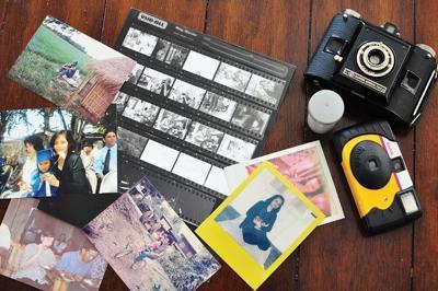 Marielle Argueza cameras and film