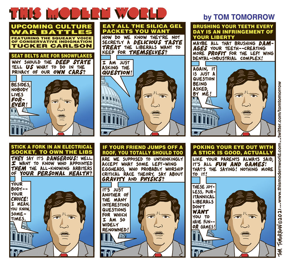 This Modern World 07.29.21