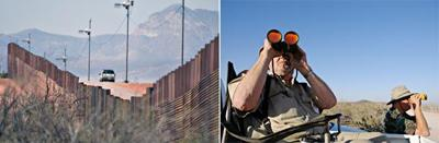 A grassroots citizens' group takes its fight against illegal immigration directly to the border.