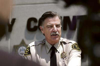 Sheriff's new policy helps shield some undocumented inmates from deportation.