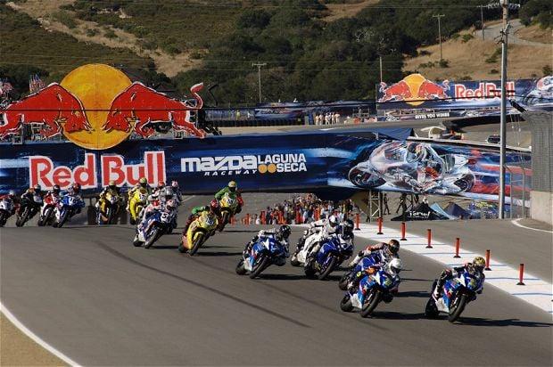 Mazda Raceway Laguna Seca >> Continental Tire Monterey Grand Prix At Mazda Raceway Laguna