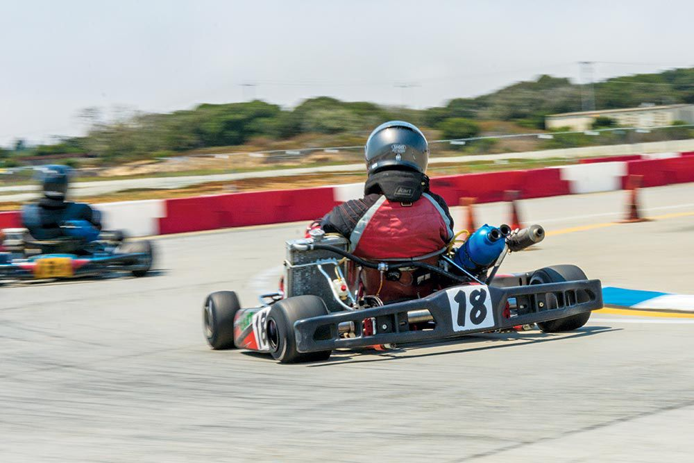 Monterey Bay Karters rally at Marina Airport.   831 (Tales from the ...
