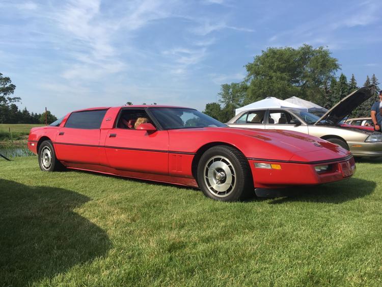 Corvette Limo