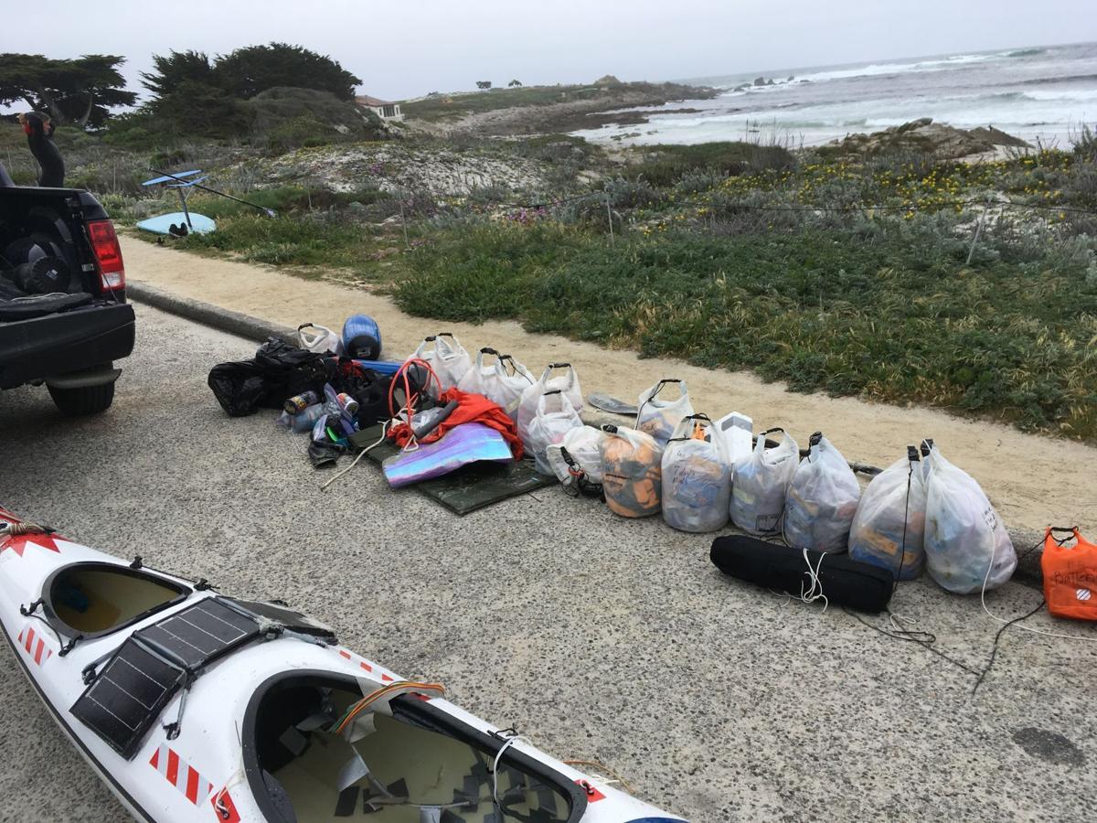 Kayak supplies