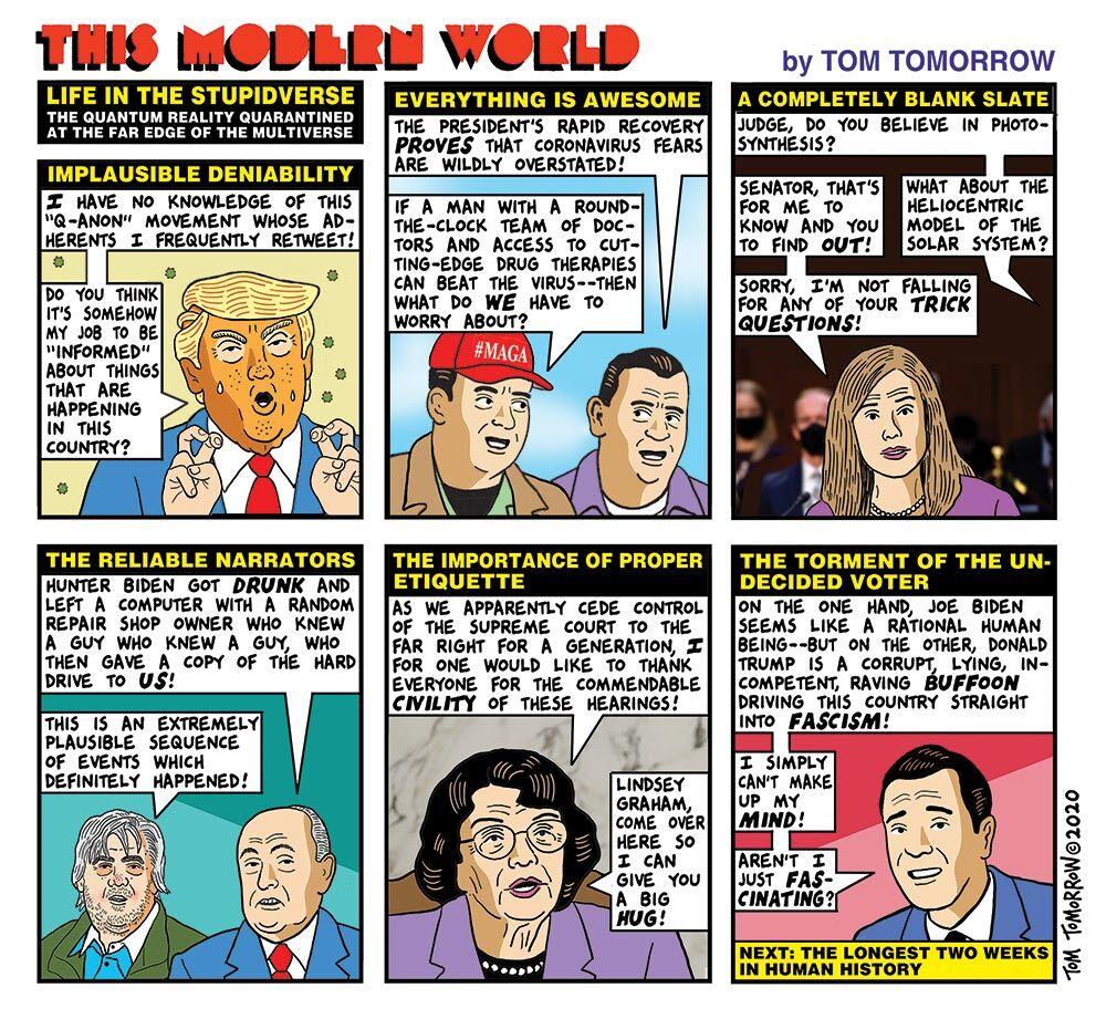 This Modern World 10.22.20