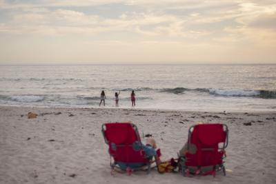 Asilomar State Beach on June 10, 2019.