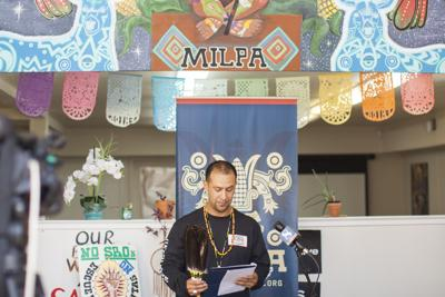 MILPA Executive Director Juan Gomez.