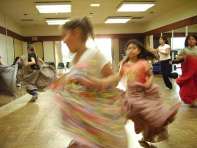 Folkloric dance transcends movement in Seaside.