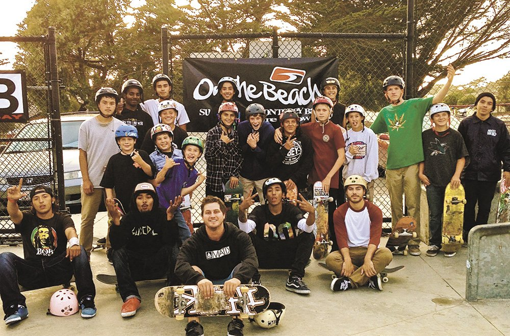 CSUMB alum wants to organize a scholastic skateboard league – if Peninsula  schools are ready for it.  ec1e6b51b0c