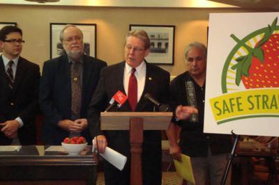 Department of Pesticide Regulation's own scientist decries fumigant registration.