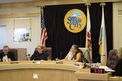 Sand City hires Aaron Blair as its new city manager.