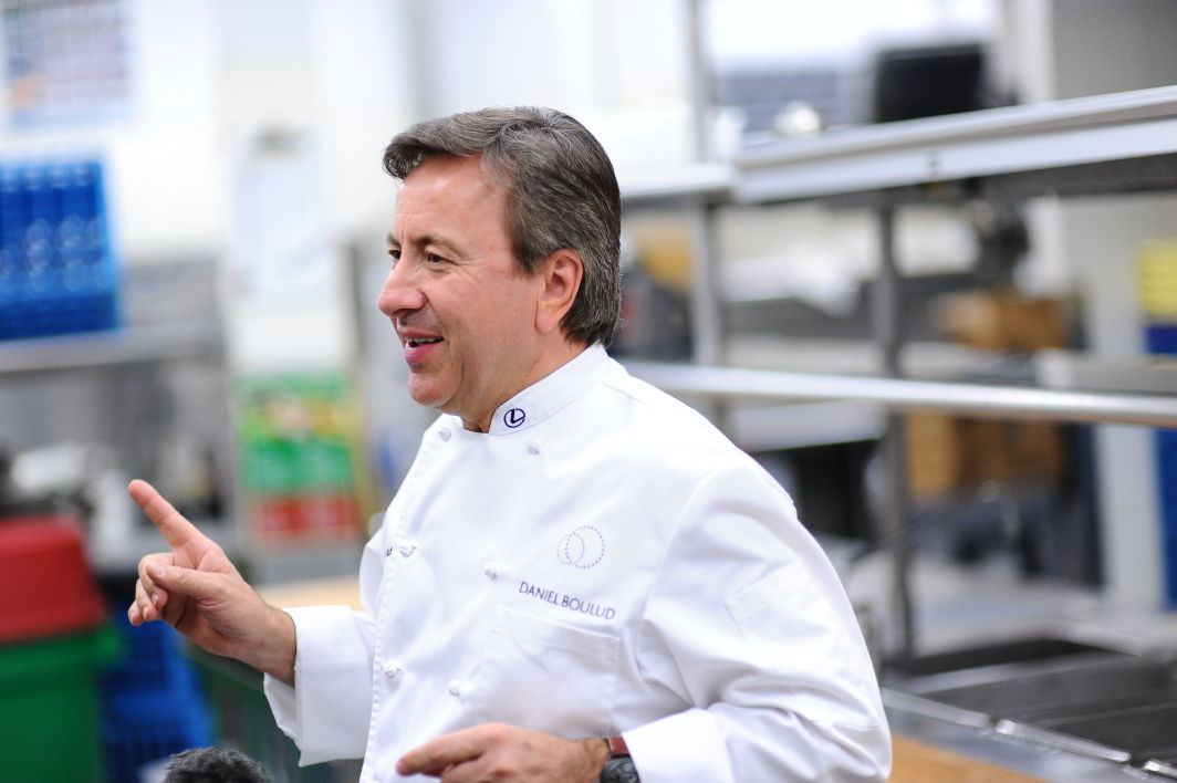 Boulud In Beach Club Kitchen