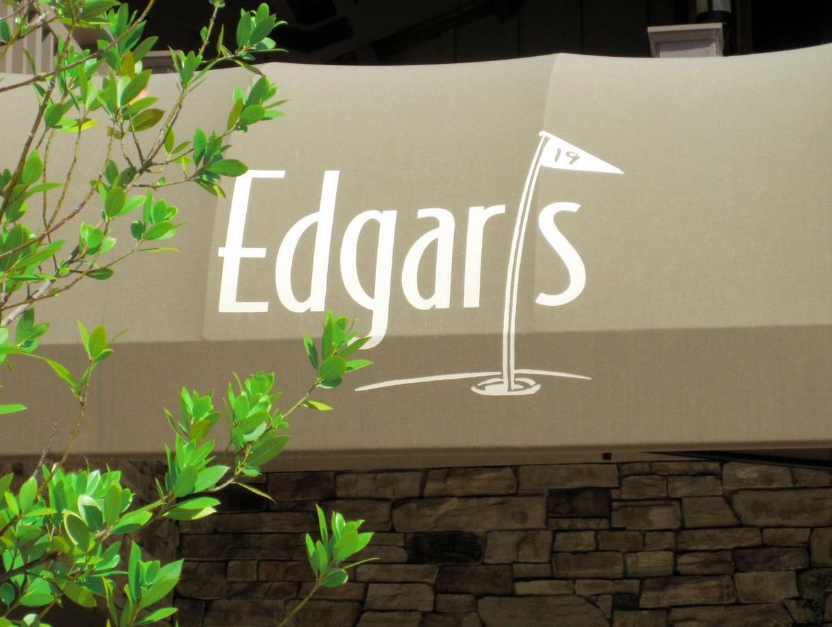 Edgar's logo