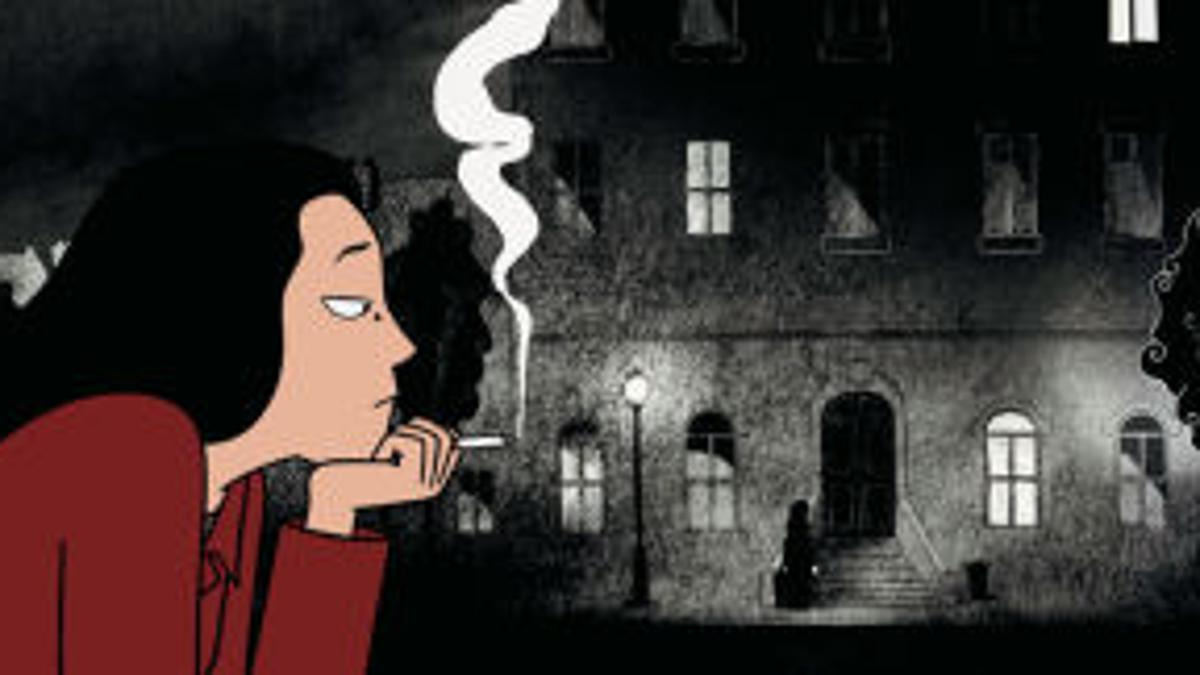 Persepolis Celebrates The Power Of Two Graphic Art Forms Movie Times Reviews Montereycountyweekly Com